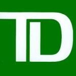 TD Bank's logo
