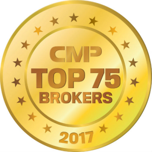 TOP 75 Mortgage Brokers in Canada recognized by CMP Magazine