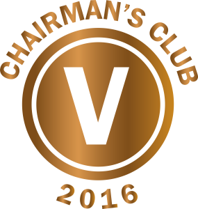 Chairman's Club Award for Ramin Aminian